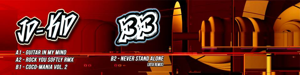 JD-Kid / 33 – Guitar In… / Never Stand Alone (JD-Kid Remix)